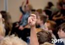en person rækker fingeren i vejret Foto: Claus Starup